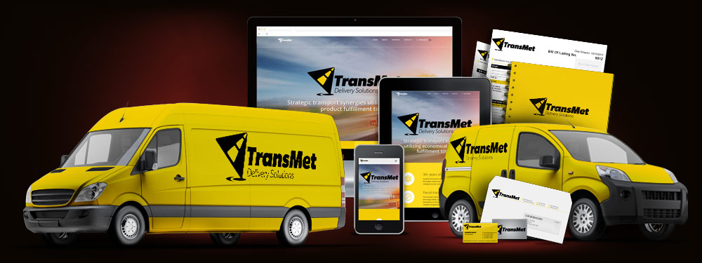 TransMet Branding and Technical Consultation By ControlSquare